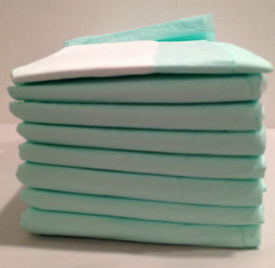 240 23x36 Puppy Dog Training Wee Wee Pee Pads Underpads Chux