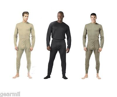 Gen III Silk Weight Long Underwear ECWCS level1 Winter layer Thermal size S- 3XL