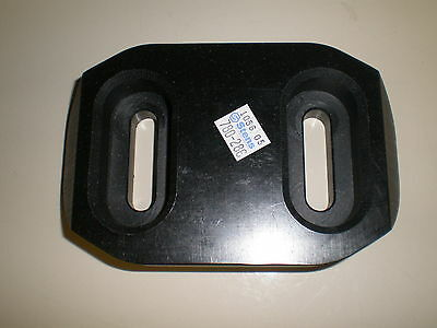 NEW! Snowblower Plastic non marking Skid Shoe for john deere M124413 M144012