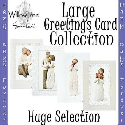 Willow Tree Greetings Large Cards Various Designs Card Message