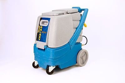 EDIC Galaxy Carpet Extractor Cleaning Machine Dual 2-Stage Vacuums Best Warranty