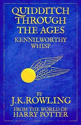 Quidditch Through the Ages-J.K. Rowling