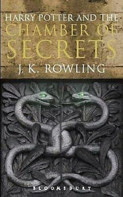 Harry Potter and the Chamber of Secrets: Adult Edition-J.K. Rowling