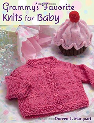 Grammy's Favorite Knits for Baby-Doreen L. Marquart