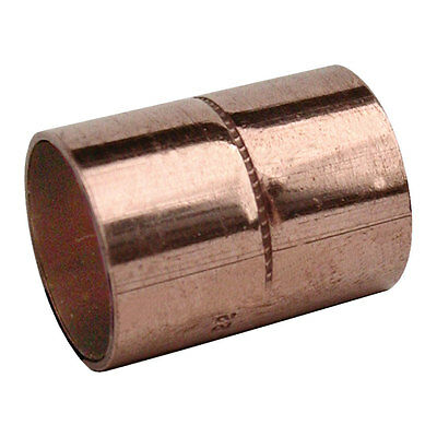 "10 x New Straight Imperial//Metric 15mm  x 1//2/""End feed copper plumbing fiitings"