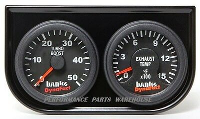 Banks Pyrometer Boost Universal Gauge Assembly Diesel