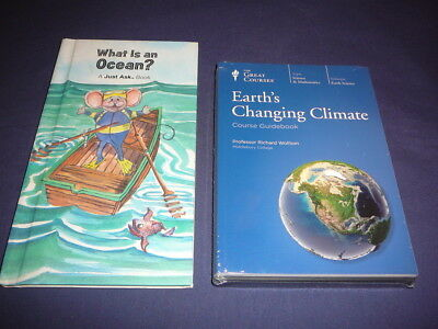 Teaching Co Great Courses  DVDs        EARTH'S CHANGING CLIMATE    new + BONUS