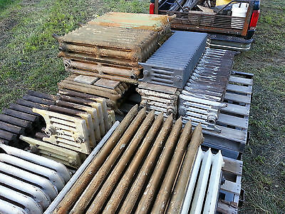 Used Cast Iron Radiators for Hot Water and Steam Heat Systems Hydronic Radiator