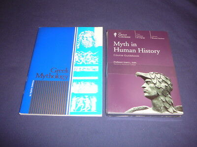 Teaching Co Great Courses CDs        MYTH IN HUMAN HISTORY         new + BONUS