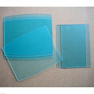 6 Pack Replacement Clear Lens for Welding Helmet