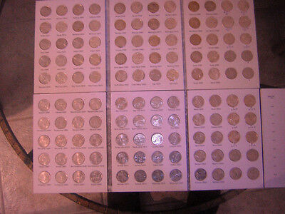 Complete Set of 1999 to 2009 state quarters