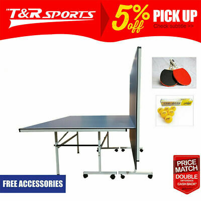 Tournament 25Mm Table Tennis/ping Pong Table;free Bats,balls & Net