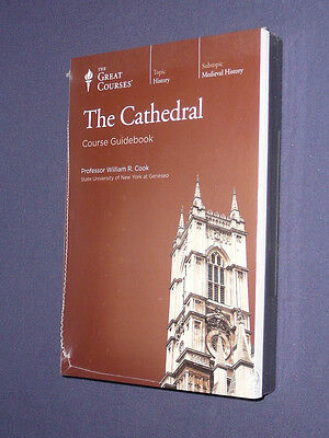 Teaching Co Great Courses   DVDs       THE  CATHEDRAL           new + BONUS