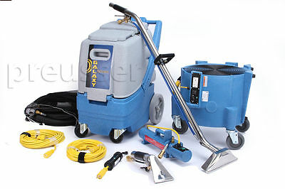 "500 PSI EDIC Galaxy 190"" WL Heated Extractor 2000CX-HR Carpet Cleaning Package"
