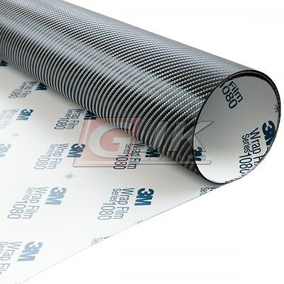 Film vynile carbone noir thermoformable 3M Series 1080 CF12 152x60cm