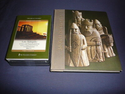 Teaching Co Great Courses  DVDs :       LATE ANTIQUITY             new + BONUS