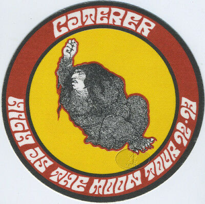 Black Crowes 1992-93 High As The Moon Tour Backstage Pass