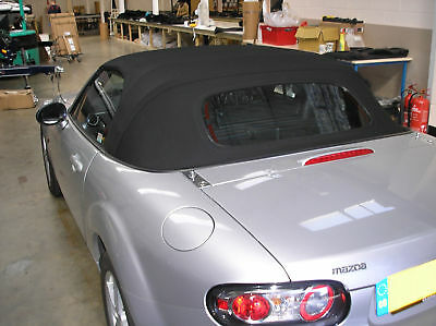 Mazda MX5 MK3 Mohair Hood / Glass Window Soft-Top