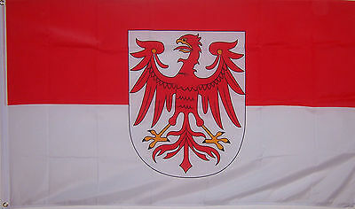 NEW 3ftx5 BRANDENBURG GERMAN GERMANY PROVINCE COUNTRY BANNER FLAG