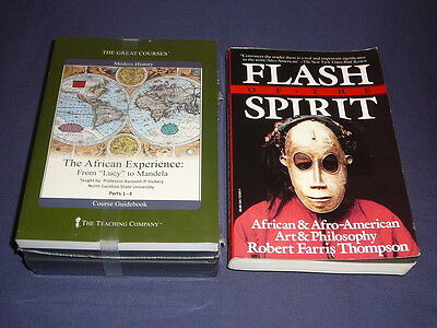 Teaching Co Great Courses  CDs    AFRICAN EXPERIENCE  Lucy Mandela   new + BONUS