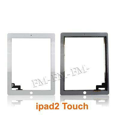 White New Replacement Lcd Screen Touch Digitizer Glass For Ipad2