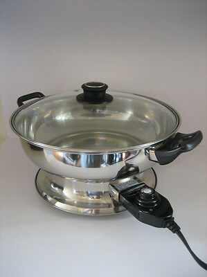 Electric Hot Pot / Steamboat (CH-2800)