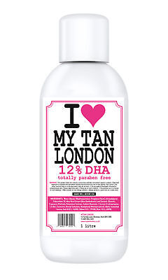 MyTan (London) Coconut Spray Tan Solution for HVLP & Airbrush Tanning