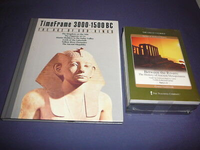 Teaching Co Great Courses  CDs          BETWEEN THE RIVERS          new + BONUS