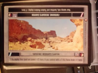 Star Wars CCG Special Edition Ronto LS NrMint-MINT SWCCG