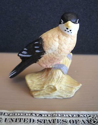 Vintage Whitney Porcelain Bird Sparrow Figurine