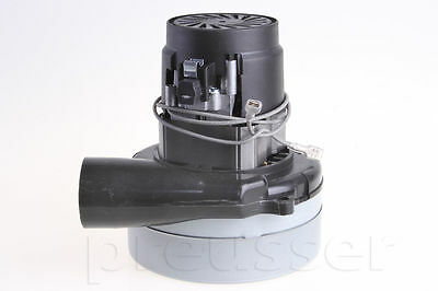2-Stage Vacuum Motor for Carpet Cleaning Extractors Fast Shipping!
