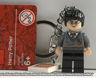 LEGO NEW Harry Potter Minifigure Keychain With Tag 4738 4842