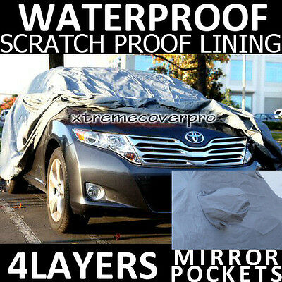 2009 2010 Toyota Venza 4Layers Waterproof Car Cover