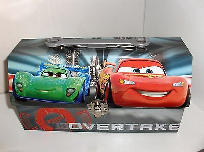 Lightning-Piston Cup.200 MPH Overtake`Metal Lunchbox`W/Wrench For Handel`Free US
