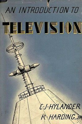 An Introduction to Television 1941 * CDROM * PDF