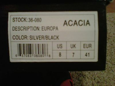 Brand New Acacia Europa Cleats, Mens Sizes