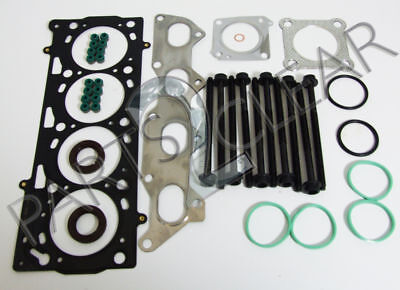 Head Gasket Set & Head Bolts Audi A2 Skoda Fabia 1.4 16V Dohc Aua Aub Engine