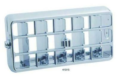 Peterbilt 2001 - 2005 Chrome Plastic A/C Vent Pack of 4