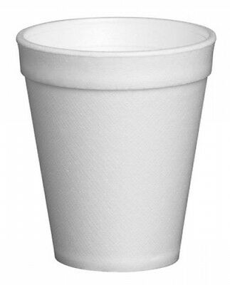 5000x Small Polystyrene Cups 7oz Disposable Foam Party Catering Hot Cold Drink