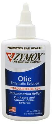 Zymox Otic With HC 4 oz