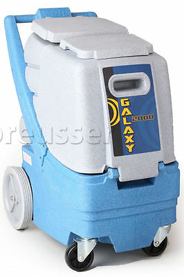 EDIC Galaxy Dual 2-Stage Carpet Cleaning Extractor Machine Made in USA