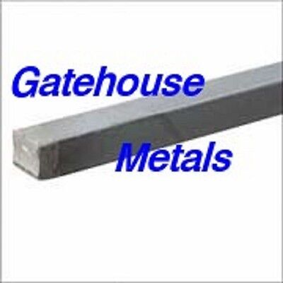 Mild Steel Square Bar - Various Quantities Sizes And Lengths Available