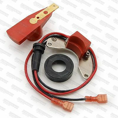 Powerspark Rover V8 35D Electronic Ignition Kit with Powermax Red Rotor Arm