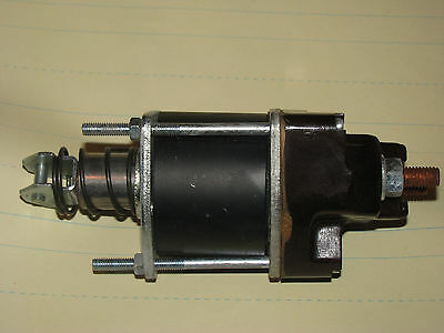 NOS Solenoid Switch Fiat 1971-75