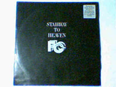 """FAR CORPORATION Stairway to heaven 7"""" ITALY LED ZEPPELIN TOTO FOREIGNER"""