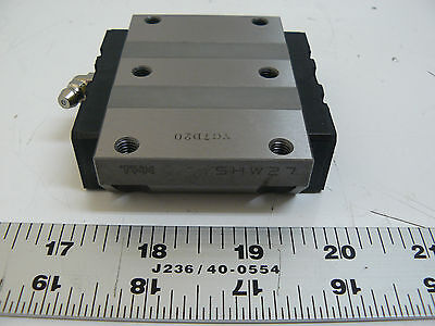 "Thk Shw27 Bearing Block 3"" Long  3 1/4"" Wide 1"" Tall"