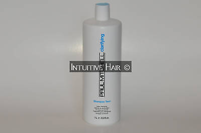 Paul Mitchell Shampoo Two Clarifying 1L (33.8 fl oz)