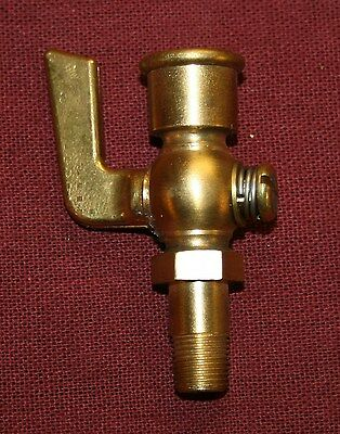 Brass Primer Cup Valve Hit & Miss Gas Oil Tractor Fuel Engines Motor 1/8inch NPT