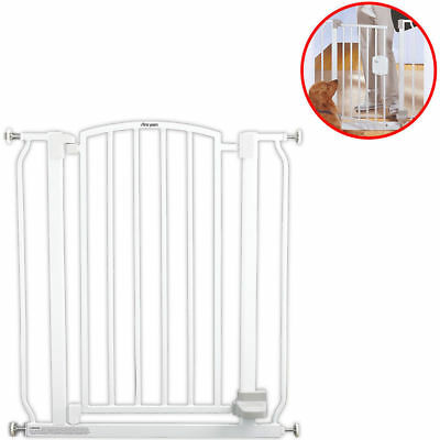 The First Years Y3600 Hands-Free Gate - Pet/Dog/baby Safety Gates/82cm x 74-86cm