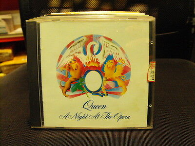 Queen - A Night At The Opera - Cd (H9)